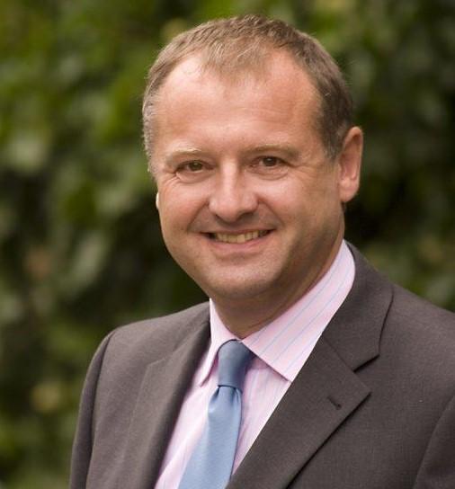 Harald Meffert wird Geschäftsführer
